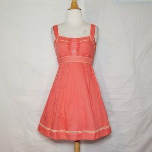 NWOT Jessica Simpson Coral Summer Dress